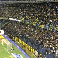 Foto tirada no(a) Estadio Alberto J. Armando (La Bombonera) por Juan Martin M. em 3/17/2013