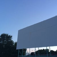 Photo taken at Holiday Drive In Theater by Doug B. on 7/7/2014