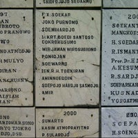 Photo taken at Taman Makam Pahlawan Kusuma Negara by gabbieJOGJA on 8/17/2013