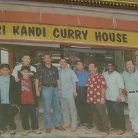Photo taken at Sri Kandi Curry House by Jake M. on 2/15/2015