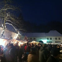 Photo taken at Jagdschloss Grunewald by DrAxel G. on 12/9/2012