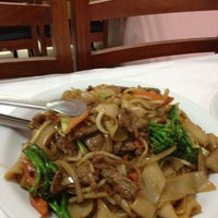 Photo taken at Rong He 榮和麵食店 by Toca on 11/9/2012