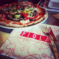 Photo taken at Piola by Monica Lynne H. on 9/26/2012