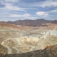 Photo taken at Minera Buenavista De Cobre by Alejandro B. on 5/28/2014