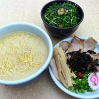 Photo taken at Santouka Ramen by Satoru on 11/4/2012