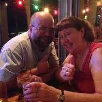 Photo taken at Bovine's Wood Fired Restaurant by Amy Grace on 5/22/2014
