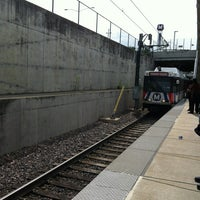 Photo taken at MetroLink - Forest Park Station by David W. on 5/26/2013