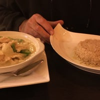 Photo taken at Thai Basil by Mary on 11/24/2016