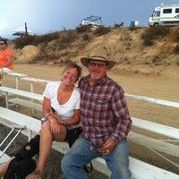 Photo taken at Barona Speedway & Dragstrip by Carol Kirby W. on 9/1/2013