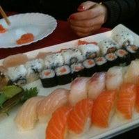 Photo taken at Sushi 189 by Ernald M. on 10/27/2012