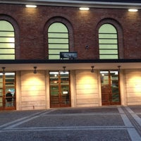 Photo taken at Stazione Rovigo by Chiara on 11/6/2012