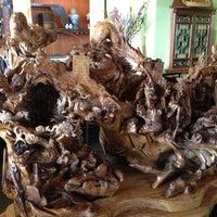 Photo taken at Thai Basil by David M. on 10/27/2012