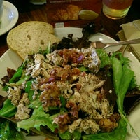Photo taken at la Madeleine Country French Café by Buddy C. on 4/30/2016