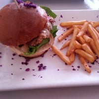 Photo taken at Royale Eatery by Rebecca F. on 11/23/2012
