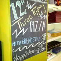 Photo taken at Brick Road Pizza Co. by Steve B. on 9/20/2012