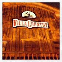 Photo taken at Villa Country by Luiis A. on 12/28/2012