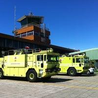 Photo taken at Pichoy Airfield (ZAL) by David Ignacio on 10/10/2012