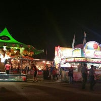 Photo taken at Coastal Carolina Fair by Alessandra Eufrazio F. on 11/6/2015