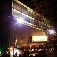 Photo taken at Alice Tully Hall at Lincoln Center by Kim Cruz B. on 11/3/2012