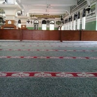 Photo taken at Masjid Agung Al-Azhar by Isma M. on 4/5/2013