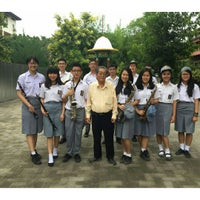 Photo taken at Yayasan Perguruan Sutomo 1 by Jeswenny W. on 8/17/2015