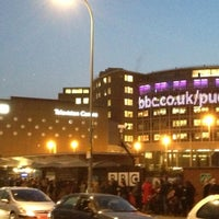 Photo taken at BBC Television Centre by Ashley on 11/16/2012