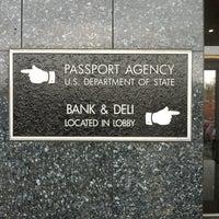 Photo taken at US Department of State - Passport Division by Kenyon B. on 11/22/2011