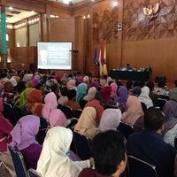 Photo taken at Balai Pertemuan Umum (BPU) by Gepe on 7/3/2014