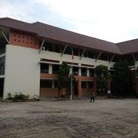 Photo taken at SMAK Yos Sudarso Batam by Sofyana G. on 11/28/2013
