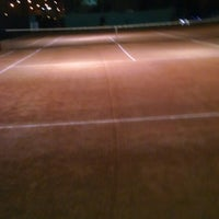 Photo taken at Federación de Tenis de Chile by Julio G. on 7/1/2014