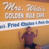 Photo taken at Mrs. White's Golden Rule by David R. on 5/30/2013