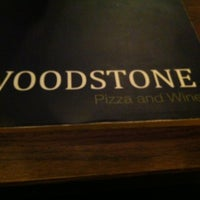 Photo taken at Woodstone Pizza And Wine by Jeroen M. on 1/27/2013