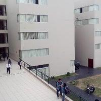 Photo taken at Universidad Privada del Norte (UPN) by Emilio D. on 9/27/2013
