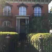 Photo taken at Mercer Williams House by Piston H. on 2/13/2016