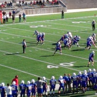 Photo taken at Kelley Reeves Athletic Complex by Tina H. on 11/24/2012