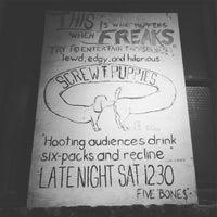 Photo taken at Annoyance Theatre & Bar by jose602 on 12/8/2015