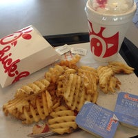 Photo taken at Chick-fil-A The Waterfront by Argie G. on 6/10/2015