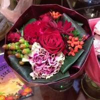 Photo taken at フローリスト リルケ アトレ大井町店 by Yukie T. on 10/20/2012