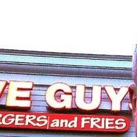 Photo taken at Five Guys by Watzker A. on 12/20/2012