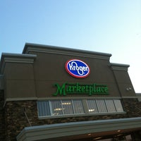 Photo taken at Kroger Marketplace by Heather on 9/24/2012