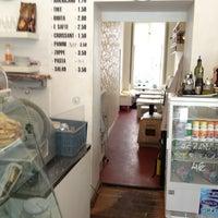 Photo taken at Bar Bianco - Paninologie by San G. on 8/12/2013