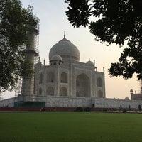 Photo taken at Agra by Angira on 6/26/2016