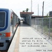 Photo taken at PNR (PUP/Sta. Mesa Station) by Sonny B. on 7/31/2014