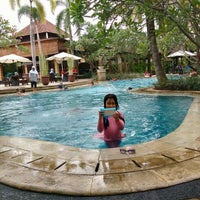 Photo taken at Le Dian Hotel by Dyah O. on 4/12/2015