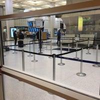 Photo taken at Terminal B by Chris H. on 5/2/2013