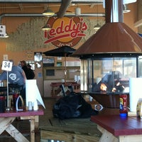 Photo taken at Teddy's Burger Joint by Brian on 12/22/2012