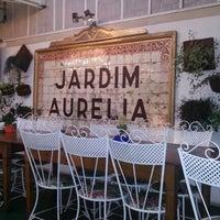 Photo taken at Jardim Aurélia Restaurante e Eventos by Flávia G. on 1/4/2013
