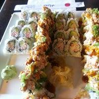 Photo taken at Hana Japanese Restaurant by Melissa F. on 3/16/2014