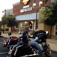 Photo taken at Arrowhead Harley-Davidson by David on 11/14/2013