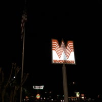 Photo taken at Whataburger by J R. on 3/28/2016